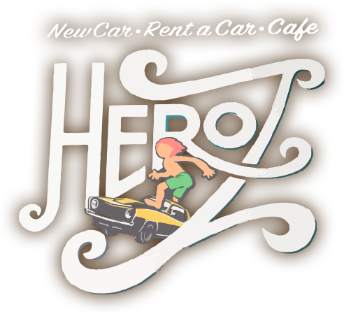 New Car・Renta Car・Cafe HEROZ